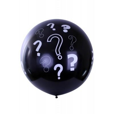 Foto van Ballon gender reveal