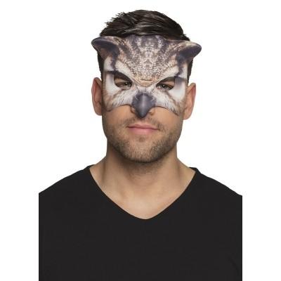 Masker uil half