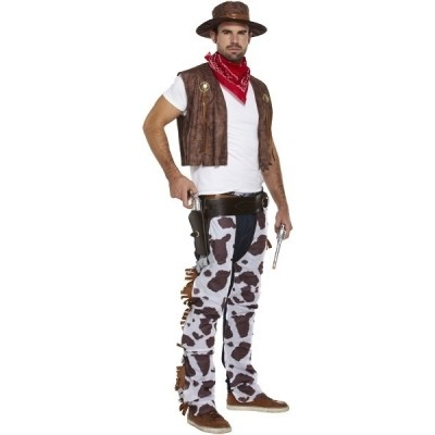 Foto van Cowboy kostuum