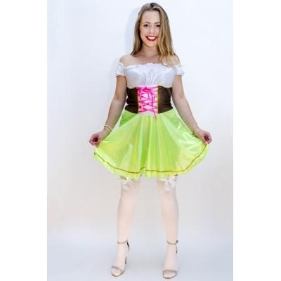 Tiroler jurk Hilde