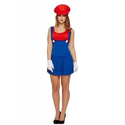 Foto van Super Mario jurk