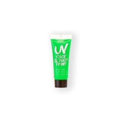 Foto van UV Body paint neon groen
