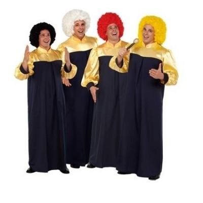 Foto van Gospel kostuum volwassenen