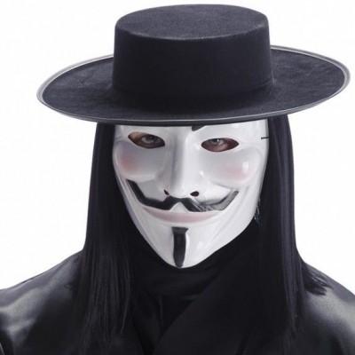 Foto van V for vendetta masker