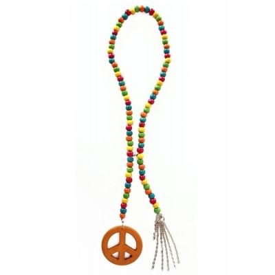 Foto van Peace ketting kleurijk