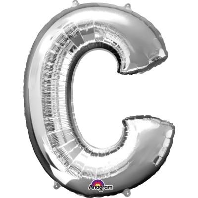 Air filled balloon C
