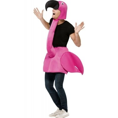 Foto van Flamingo kostuum