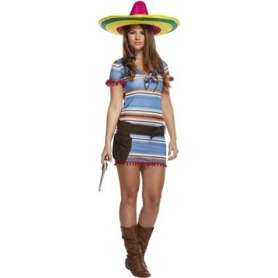 Foto van Mexicaans kostuum vrouw