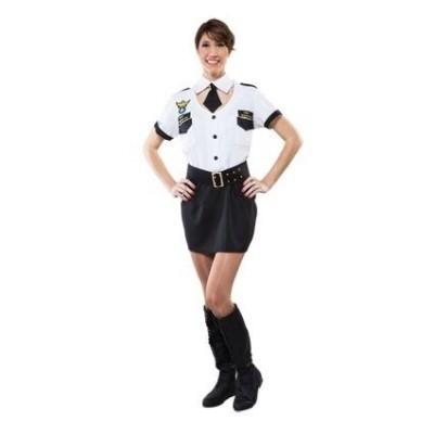 Foto van Sexy Pilote volwassen maat