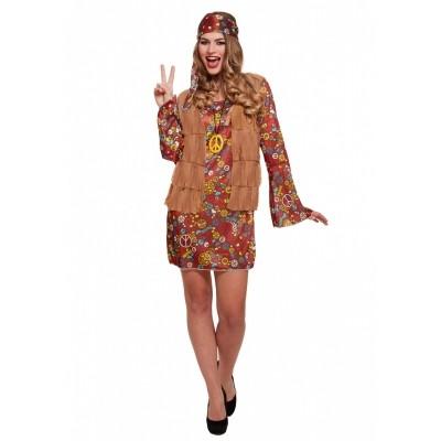 Hippie jurkje groovy