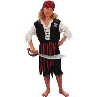 Foto van Piratenmeisje