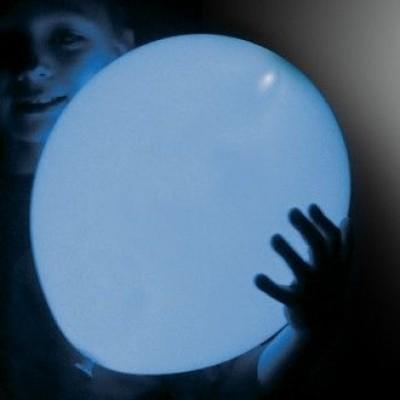 Foto van Illooms Ballonnen Blauw 5 st.