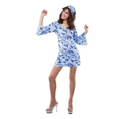 Foto van Hippie jurk volwassen maat