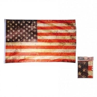 Foto van Amerikaanse vlag 150 x 90 cm