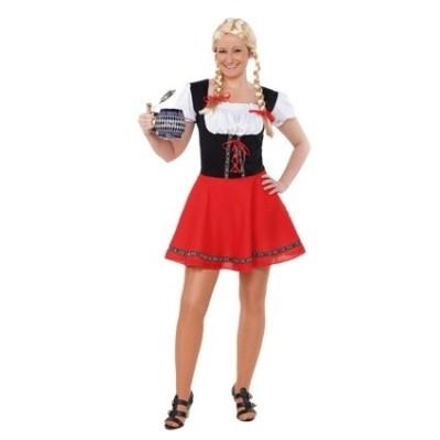 Tiroler jurkje Alyssa Sexy