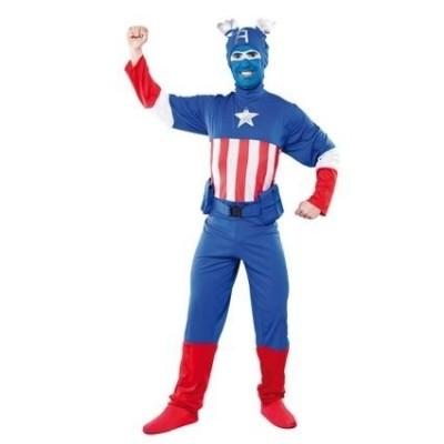 Foto van Captain America pak volwassenen