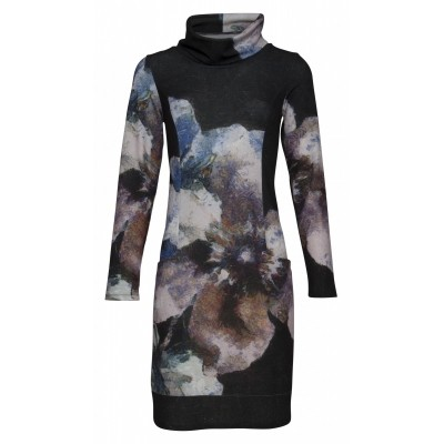 Foto van Smashed jurk tuniek grijs 17950