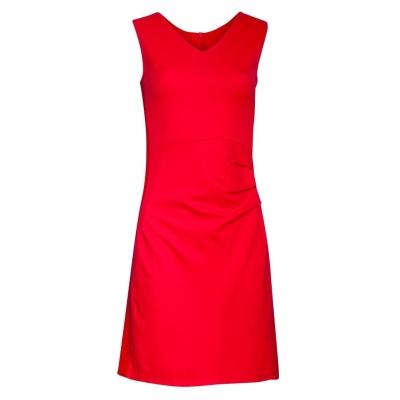 Foto van Smashed l jurk rood 18248