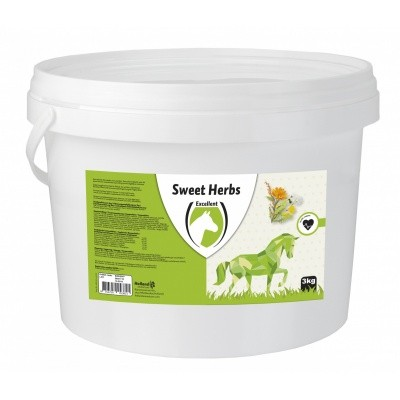Foto van Sweet Herbs Bronchi 3 kg