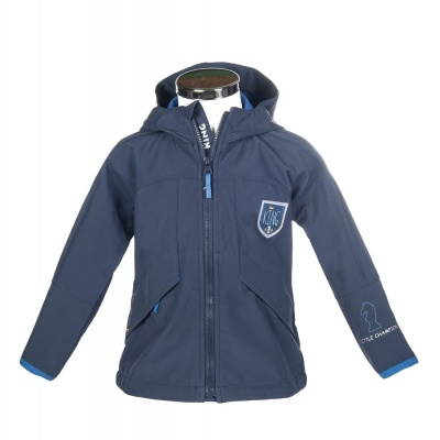 Foto van Softshell kinderjas king soft hkm