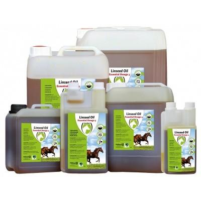 Foto van Linseed Oil (Lijnzaadolie) 10 liter 10 ltr