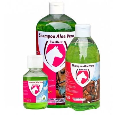 Foto van Shampoo Aloe Vera Horse 2,5 ltr