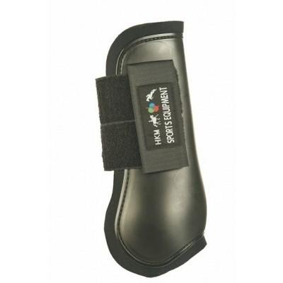 Foto van HKM peesbeschermers softopreen voorbenen