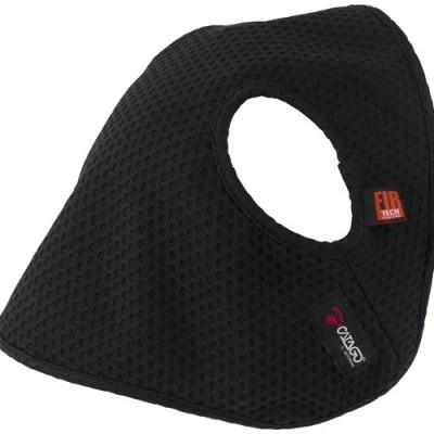 Catago Fir-Tech Healing hoofd beschermer zwart