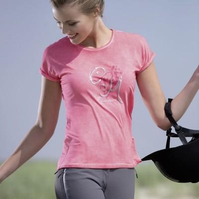 Foto van HKM Shirt Rimini pink