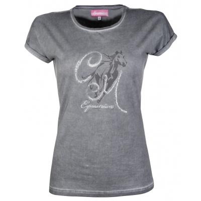 Shirt Rimini donker grijs