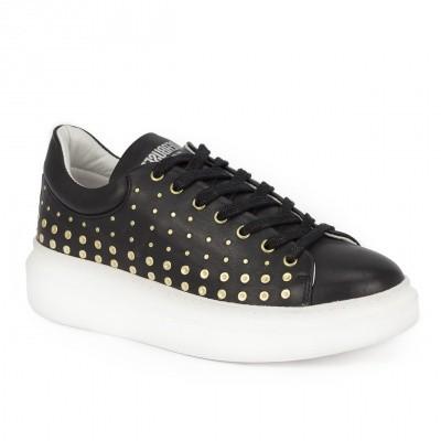 Deabused Shoe Studs Black