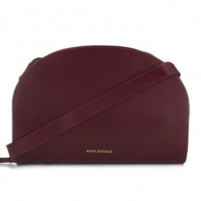 Foto van Royal Republic Galax Curve handbag Bordeaux