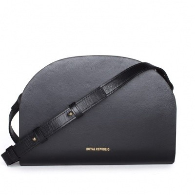 Royal Republic Galax Curve hand bag Black