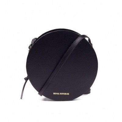 Foto van Royal Republic Galax round evening bag Black