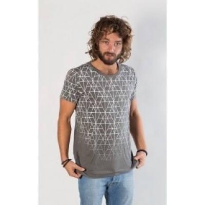 Foto van Amsterdenim TIJS T-shirt charcoal
