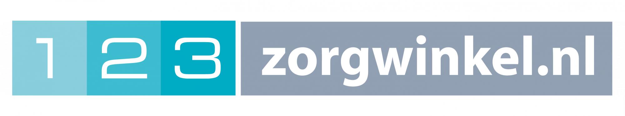 logo van 123Zorgwinkel