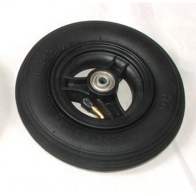 Foto van Wiel 175x40mm Luchtband zwart