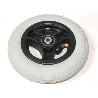 Foto van Wiel 150x30mm (6x1.1/4 inch) luchtband grijs