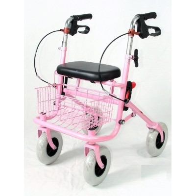Foto van Rollator Basic Provo Extra Small Roze