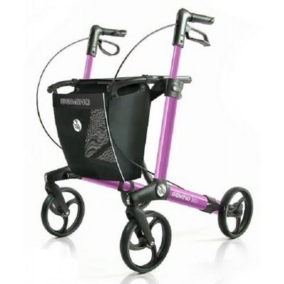 Foto van Lichtgewicht rollator Gemino 30 Pink