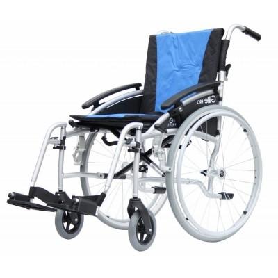 Foto van Small Ultra Light rolstoel Excel G-Lite 24 (zitbreedte 40cm)