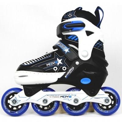 Move Star verstelbare kinder skate