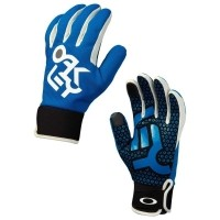 Foto van Oakley Factory Park Glove Skydiver Blue