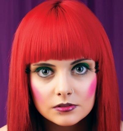Colour kit, Poppy Red