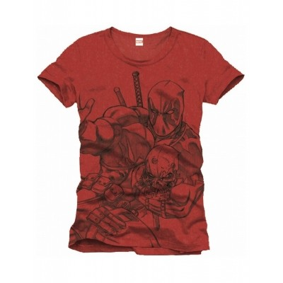 T-shirt Marvel Deadpool