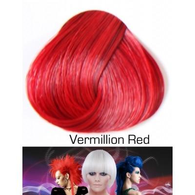 Semi Permanente Haarverf Vermillion Red