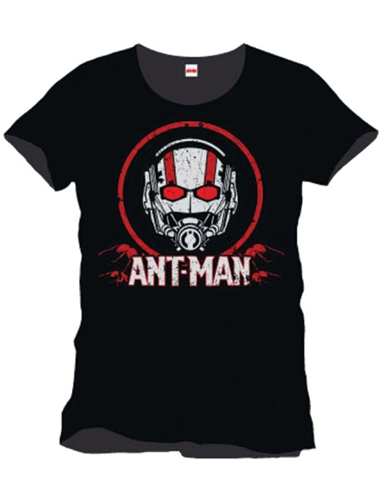 T-shirt Ant Man Badge