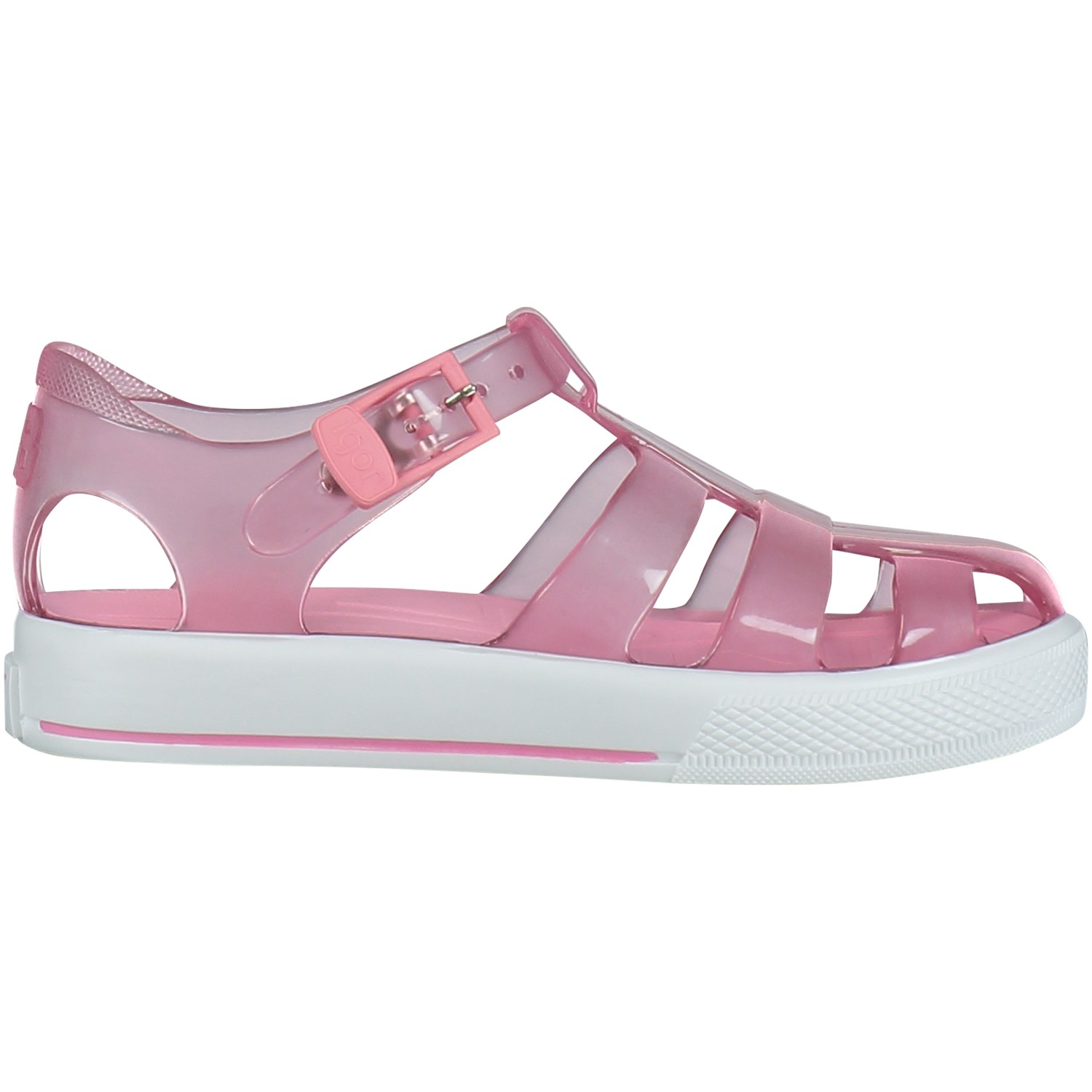 Picture of Igor S10107 kids sandal pink