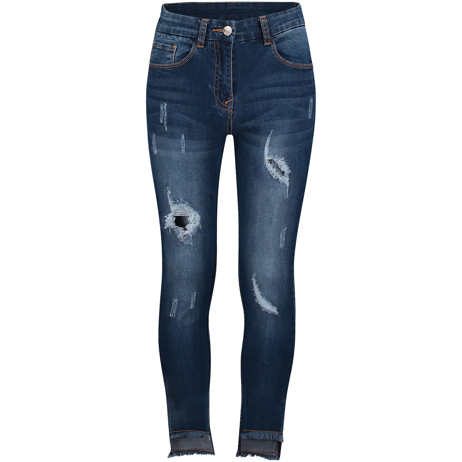 Picture of MonnaLisa 171400 kids pants jeans