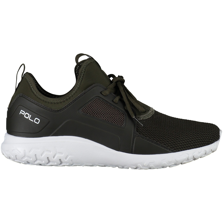 Picture of Polo Ralph Lauren 8096698410 men sneaker army
